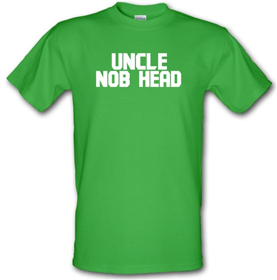 Uncle Nob Head t shirt