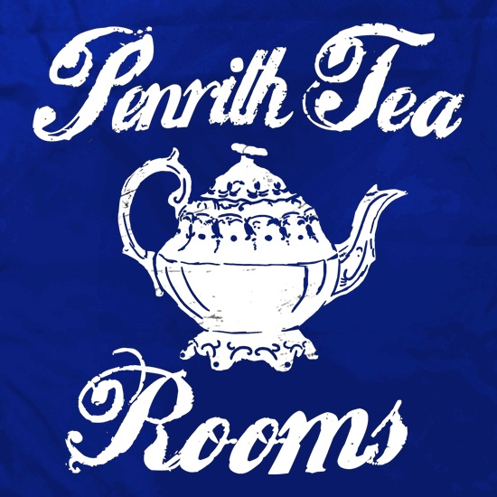 Penrith Tea Rooms Apron