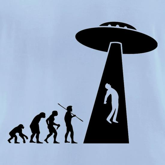 Evolution UFO t-shirts for ladies