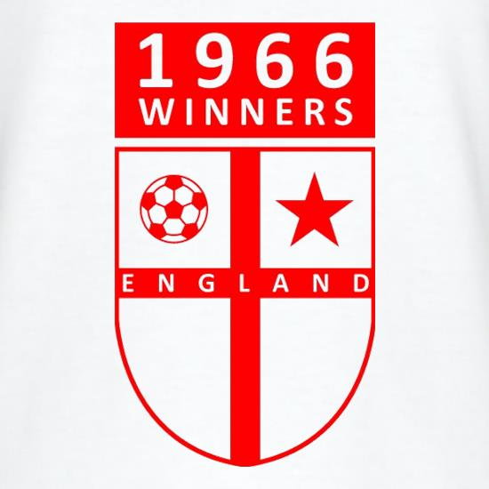 1966 Winners T-Shirts for Kids