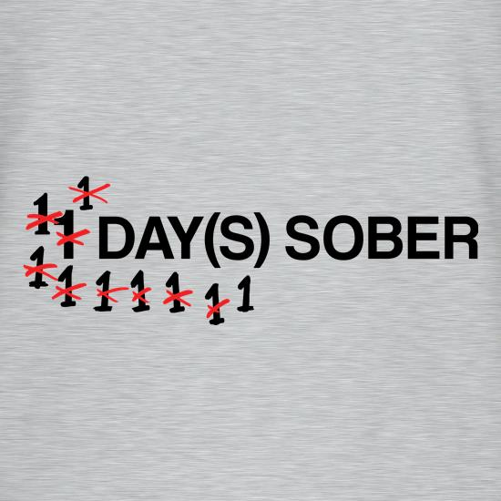1 Day Sober T-Shirts for Kids