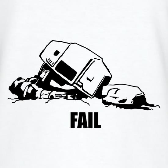ATAT Fail T-Shirts for Kids