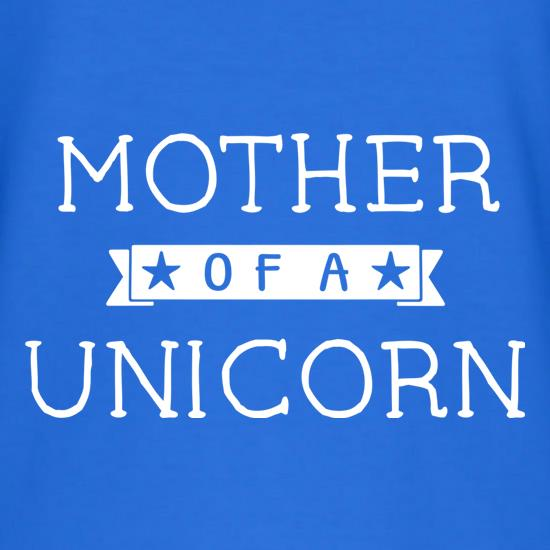 Mother Of A Unicorn T-Shirts for Kids