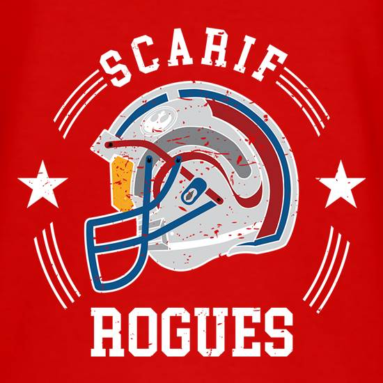 Scarif Rogues T-Shirts for Kids