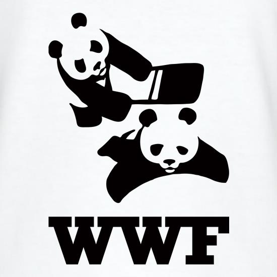 WWF T-Shirts for Kids