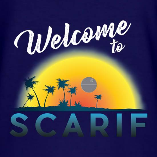 Welcome to Scarif T-Shirts for Kids