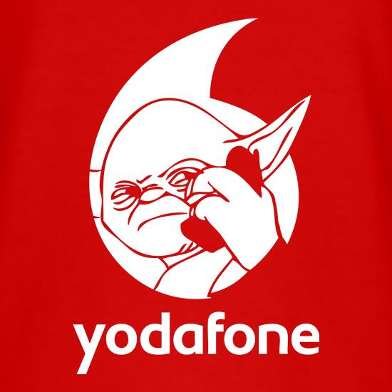 Yodafone T-Shirts for Kids