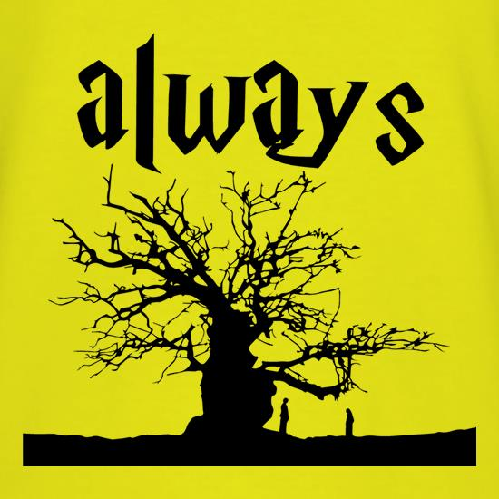 Always Tree T-Shirts for Kids