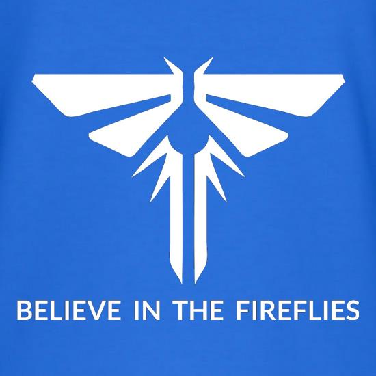 Believe In The Fireflies T-Shirts for Kids