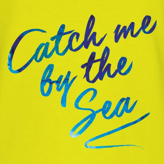 Catch Me By The Sea T-Shirts for Kids