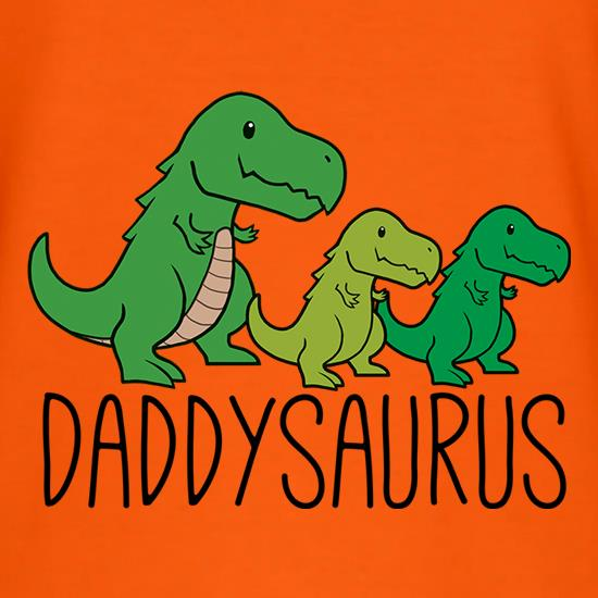 Daddysaurus T-Shirts for Kids
