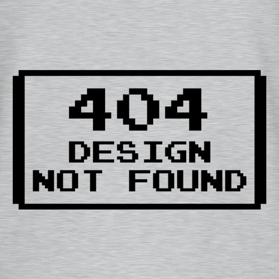 Design Not Found T-Shirts for Kids