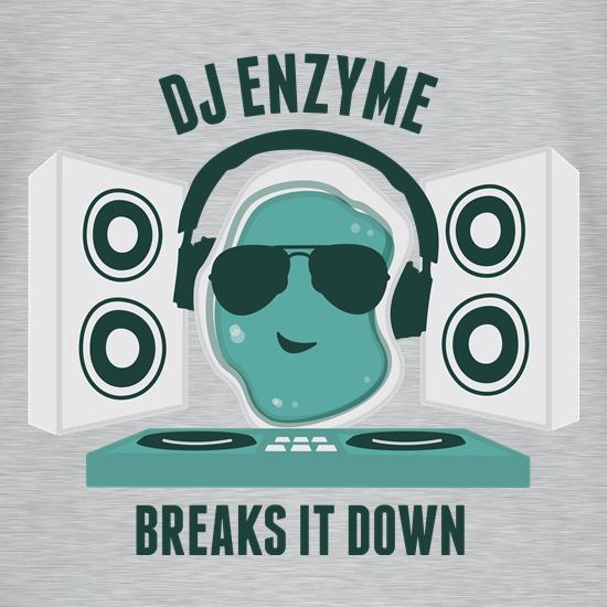 DJ Enzyme T-Shirts for Kids
