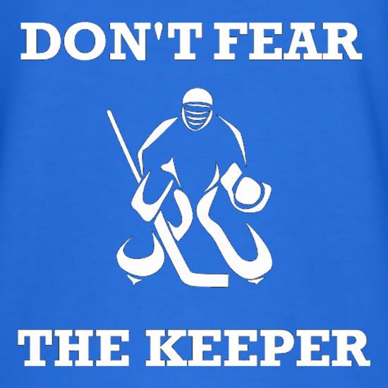 Don't Fear The Keeper T-Shirts for Kids