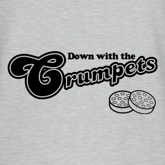 Down With The Crumpets T-Shirts for Kids