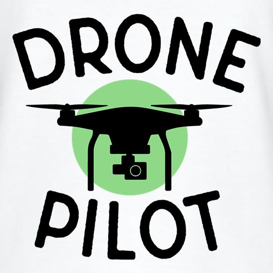 Drone Pilot T-Shirts for Kids