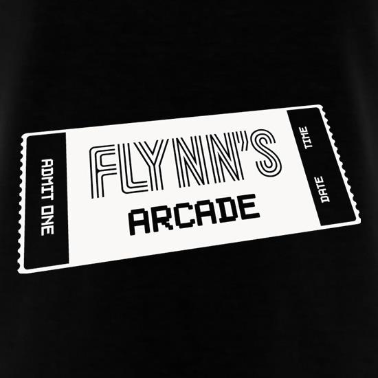 Flynn's Arcade T-Shirts for Kids