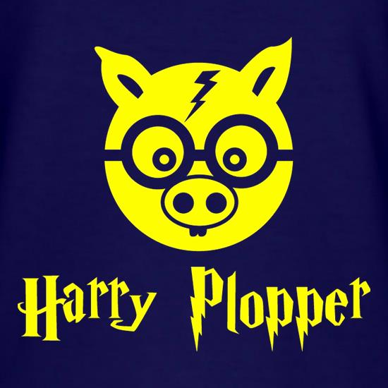 Harry Plopper T-Shirts for Kids