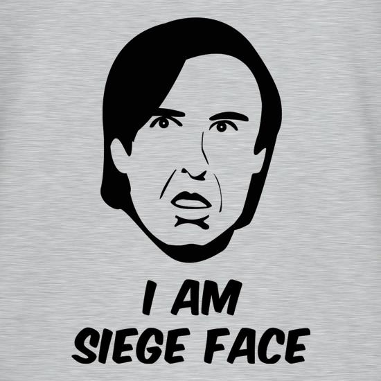 I Am Siege Face T-Shirts for Kids