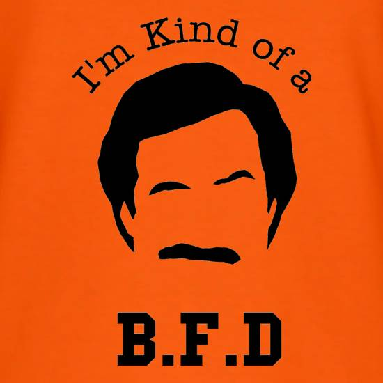 I'm kind of a BFD T-Shirts for Kids