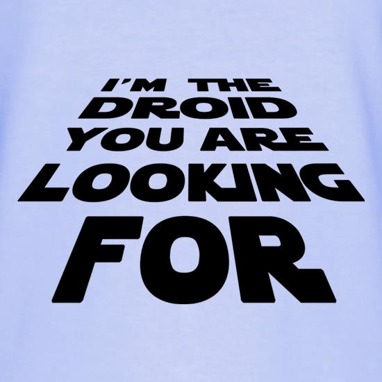 I'm The Droid You're Looking For T-Shirts for Kids