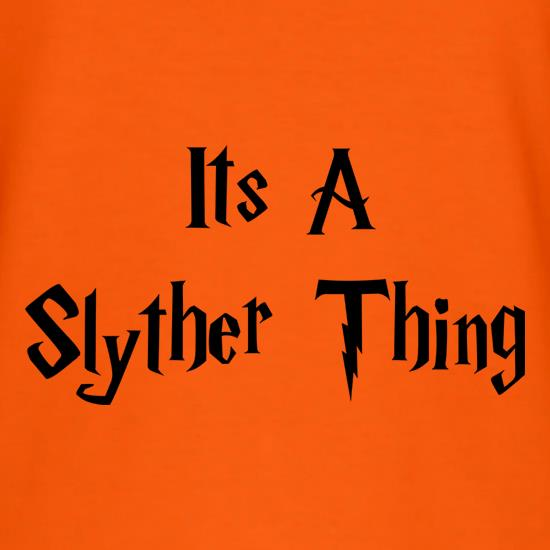 It's a Slyther Thing T-Shirts for Kids