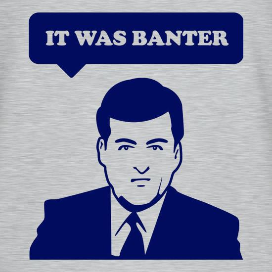 It Was Banter T-Shirts for Kids