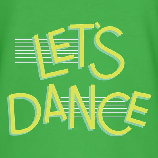 Let's Dance T-Shirts for Kids