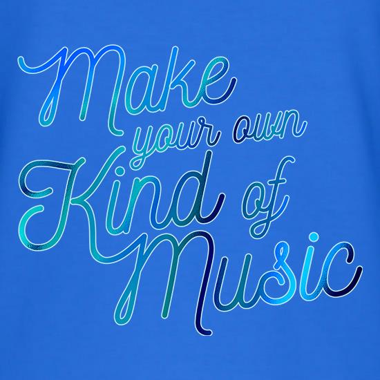 Make Your Own Kind Of Music T-Shirts for Kids