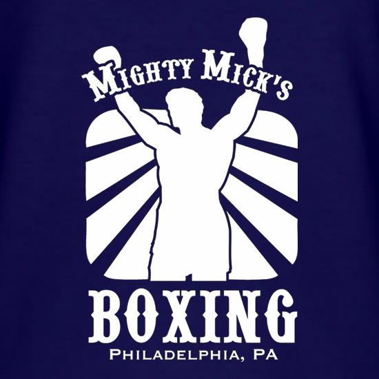 Mighty Micks Boxing T-Shirts for Kids