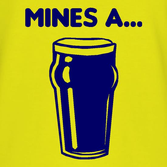 Mines a... T-Shirts for Kids