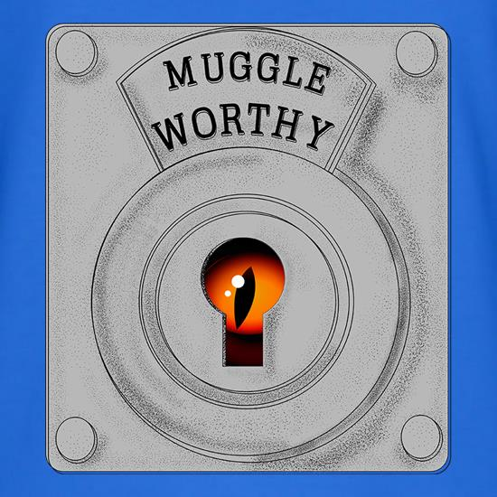 Muggle Worthy T-Shirts for Kids