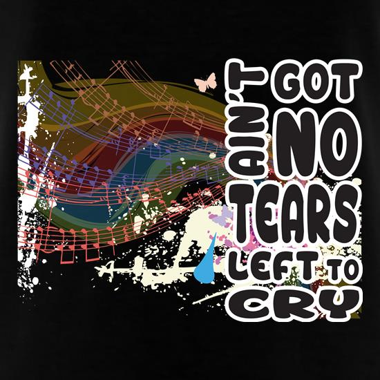 No Tears Left T-Shirts for Kids