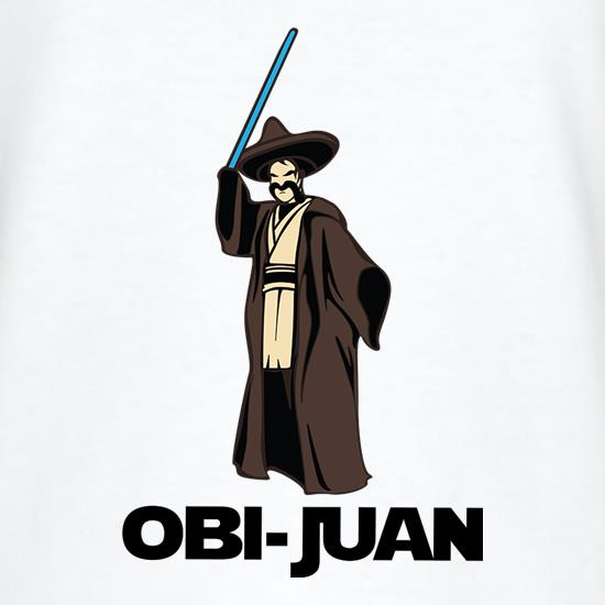 Obi-Juan T-Shirts for Kids