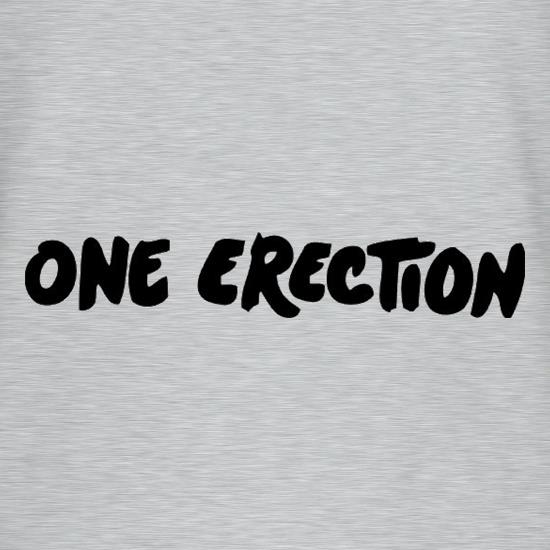 One Erection T-Shirts for Kids