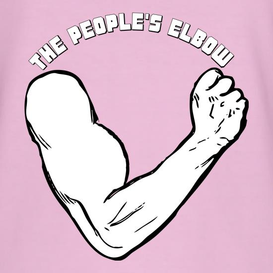 People's Elbow T-Shirts for Kids
