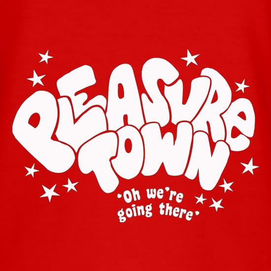 Pleasure Town T-Shirts for Kids
