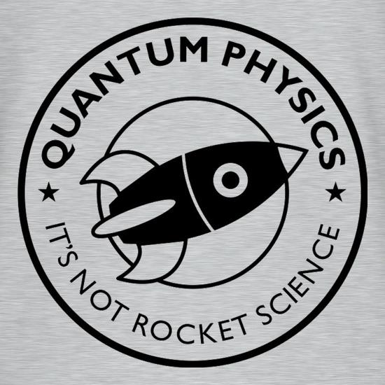 Quantum Physics It's Not Rocket Science T-Shirts for Kids