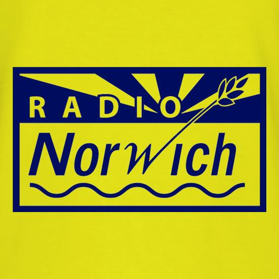 Radio Norwich T-Shirts for Kids