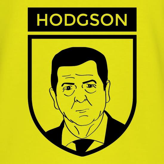 Roy Hodgson T-Shirts for Kids