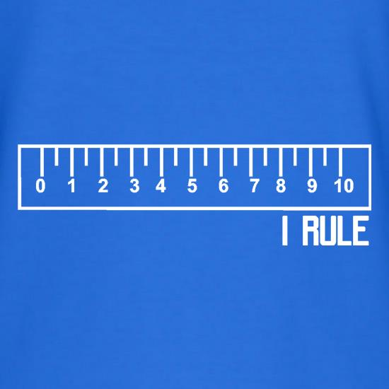 I rule T-Shirts for Kids
