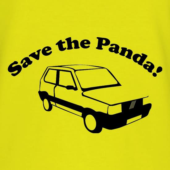 Save The Panda T-Shirts for Kids