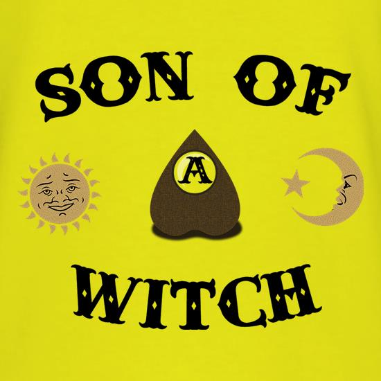 Son Of A Witch T-Shirts for Kids