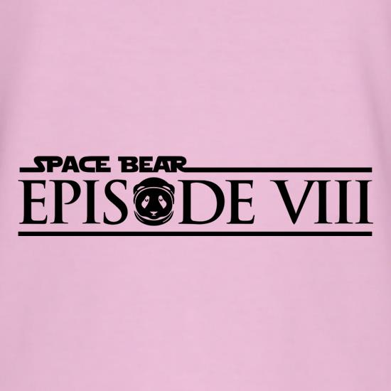 Space Bear: Episode 8 T-Shirts for Kids