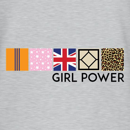 Spice Girl Power T-Shirts for Kids
