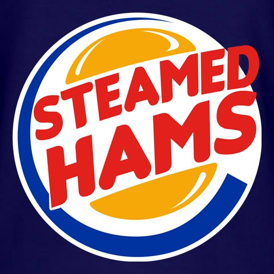 Steamed Hams T-Shirts for Kids