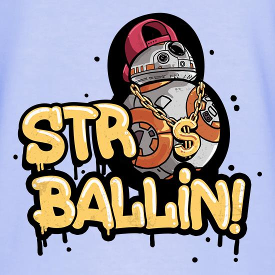 Str8 Ballin! T-Shirts for Kids