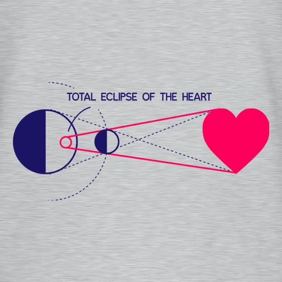Total Eclipse Of The Heart T-Shirts for Kids