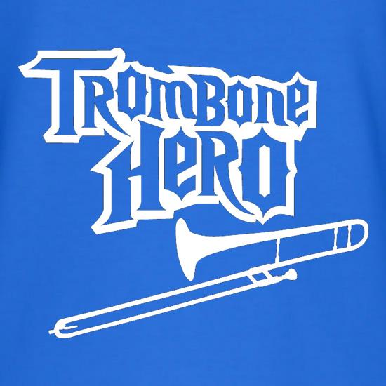 Trombone Hero T-Shirts for Kids