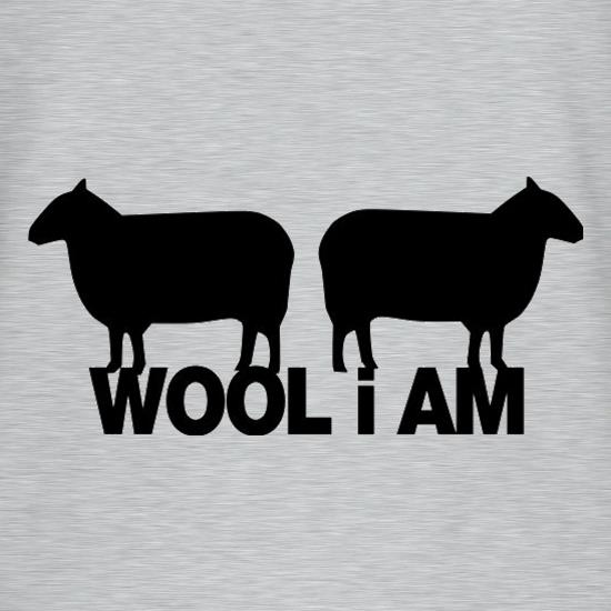 Wool I Am T-Shirts for Kids